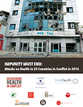 Cover of Impunity Must End for Featured