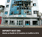 Cover of Impunity Must End