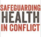 Safeguarding Health in Conflict