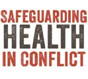 Safeguarding Health in Conflict logo