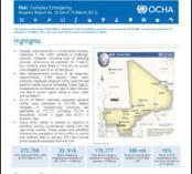 Mali report cover